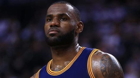 Is Tough lebron says being black in america is tough after