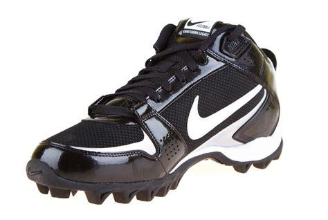 nike shoe football football shoes nike land shark legacy mid shoes