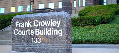 Dallas County Criminal Court Records Dallas County Criminal Courts