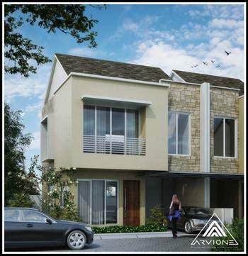 terrace residence cirendeu peter y classic bridal arvione design bluprin
