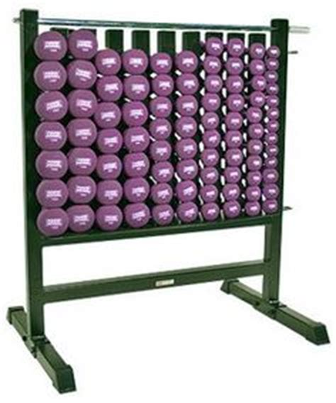 Dumbbell Rack Plans by 1000 Images About Rack Holders Storage Dumbbell Racks