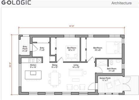 1000 sq ft open floor plans yesterday the preview today the gologic 1 000 sq ft