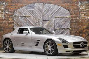 Mercedes Sls Amg Gullwing 2011 Mercedes Sls Amg Gullwing