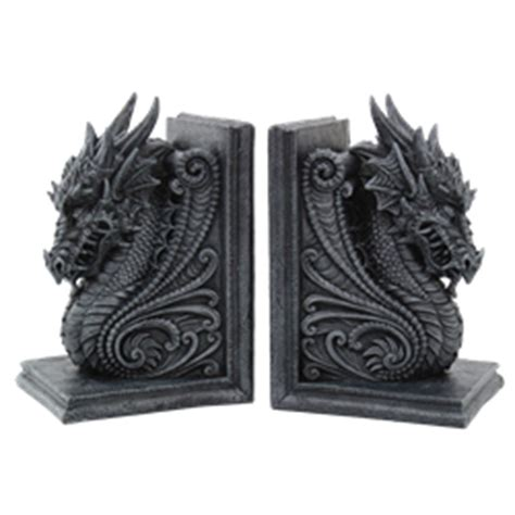 dragon bookends dragon bookends