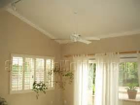 san diego molding vaulted ceilings