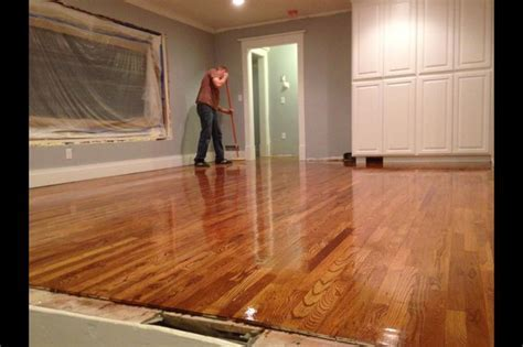 Red oak #2 with an early American stain   Ideas for House