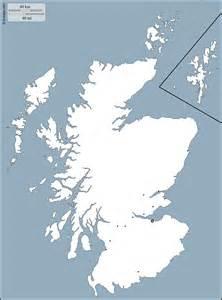 Scotland Blank Map by Scotland Free Map Free Blank Map Free Outline Map Free