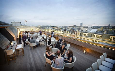 the roof top bar the best rooftop bars in london cocktails lifestyle