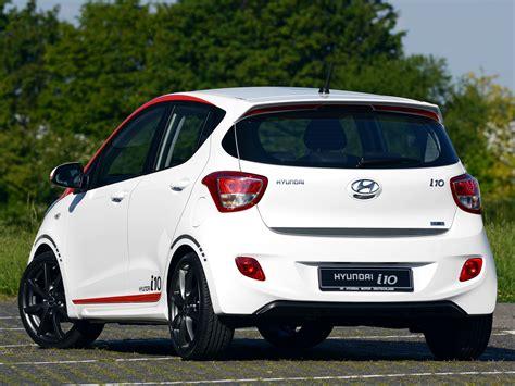 new model hyundai i10 new hyundai i10 sport model launched in germany