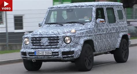 Mercedes G News by New Mercedes G Class Coming To Conquer The Roads Near You