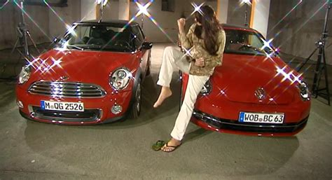 volkswagen mini cooper battle of convertibles mini cooper vs vw beetle