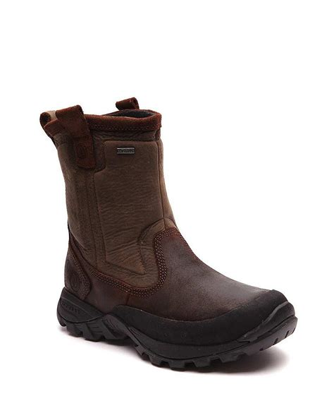 merrell shoes sale merrell s bergenz waterproof boots designer footwear