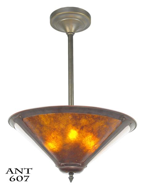 Mission Style Ceiling Light Fixtures Vintage Hardware Lighting Mission Style Or Arts