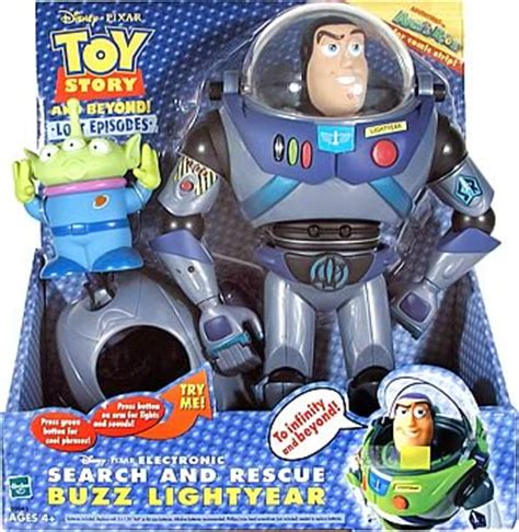 Room Further Light Blue toy story search and rescue buzz lightyear hasbro toy