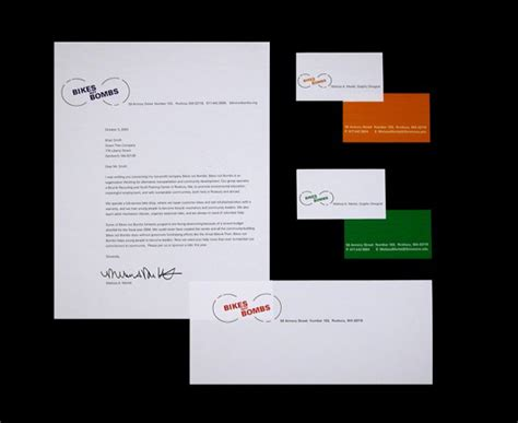 Boston College Letterhead Identity System Design Student Portfolio Department Of Communications Simmons College