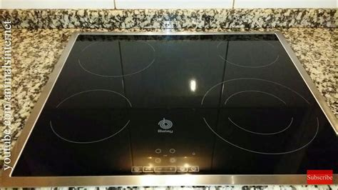 Schott Ceran Cooktop Manual - how to use a balay bosch siemens electric glass ceramic