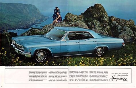 2 Car Garage Door Size by 1966 Impala Specs Colors Facts History And Performance
