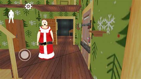 scary santa granny escape mod  latest