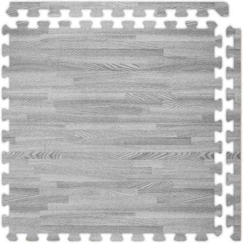SoftWood Trade Show Flooring Cushioned with Wood Look Top