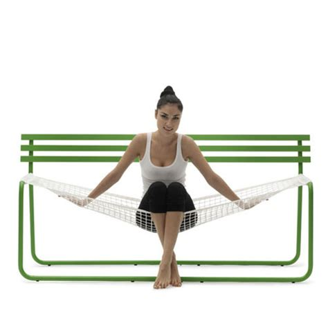 hammock bench ceggi siesta hammock bench panik design