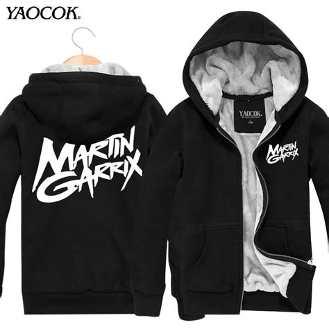 Sweater Martin Garrix Dennizzy Clothing 2 recommend 2016 winter mens jackets and coats slim printed martin garrix rock band hoodies plus