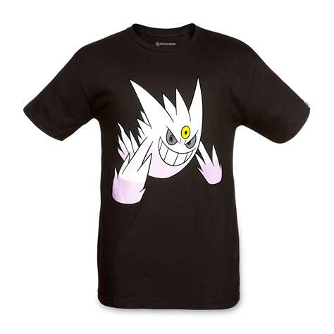 Gengar T Shirt shiny mega gengar t shirt gengar t shirt mega