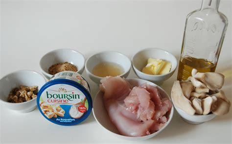 recette boursin cuisine poulet roul 233 de poulet roquefort noix boursin cuisine blogs