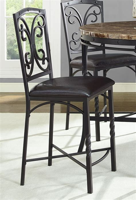 Tuscan Kitchen Counter Stools by Tuscan Counter Height Stool Set Of 4 By Bernards