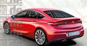 Vauxhall Amiga Second 2017 Opel Insignia To Be 15 Cm Longer 2017