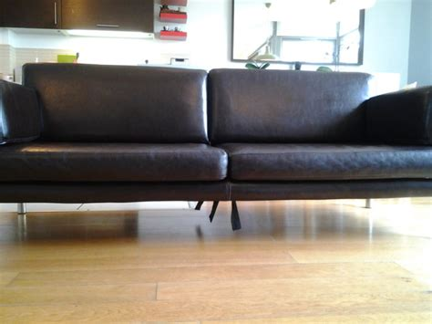 Sater Leather Sofa by Sater Leather Sofa For Sale In Donabate Dublin From