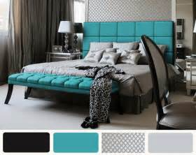 black turquoise and white bedroom ideas home design inside