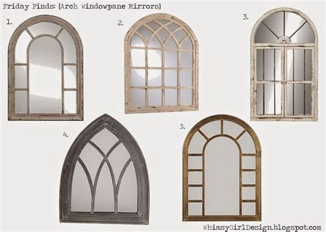 Arch Windows Decor Best 25 Window Mirror Ideas On Pinterest Cottage Framed Mirrors Bathroom Warehouse And