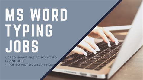 Online Typing Job Work From Home Without Investment - ms word typing jobs without investment rs 1650 daily earning