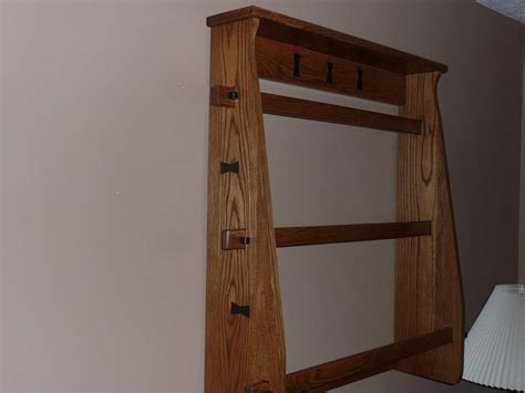 Wall Mounted Quilt Rack by Wall Mounted Quilt Rack By Theking Lumberjocks Woodworking Community
