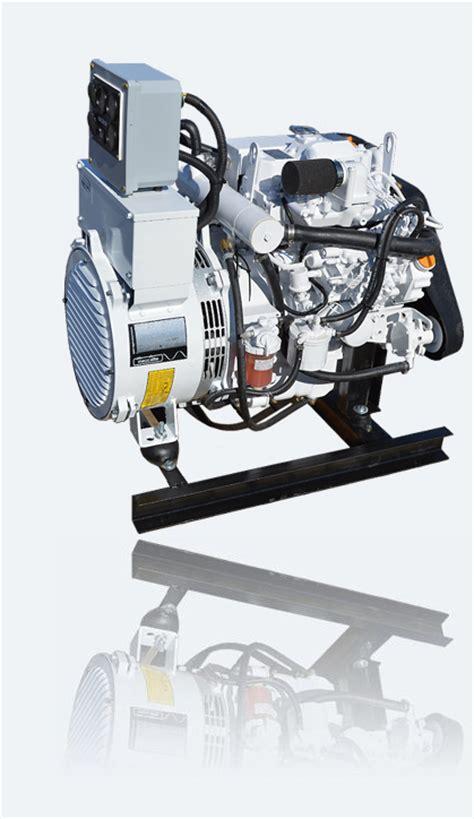 isuzu 21 kw marine diesel generator
