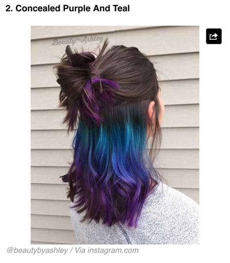 peek a boo color highlights 25 best ideas about peekaboo color on
