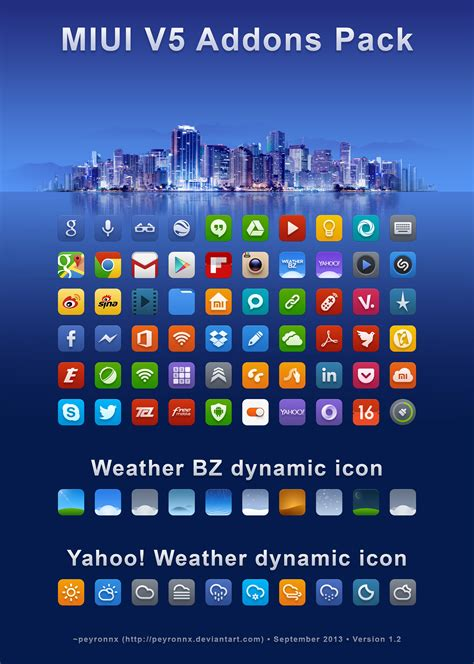 miui themes download zip miui v5 addons pack 1 2 by peyronnx on deviantart