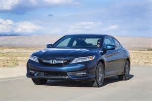 Honda 2016 Accord Coupe Updated 2016 Honda Accord Coupe Joins Sedan