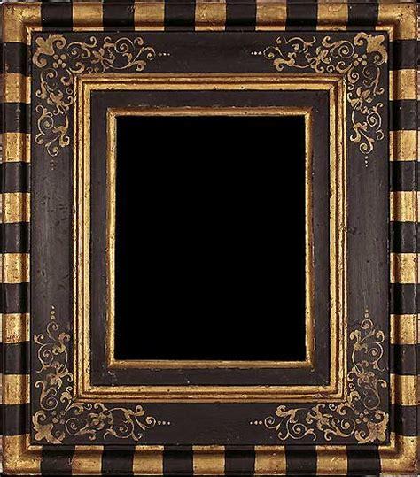 tipi di cornici per quadri cornici antiche dorate in foglia riproduzioni su misura