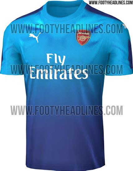 arsenal away kit 17 18 are these arsenal s kits for the 2017 18 season sportbible