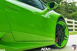 Lamborghini Green Paint Evs Motors Lamborghini Huracan Is Our Of Green Car