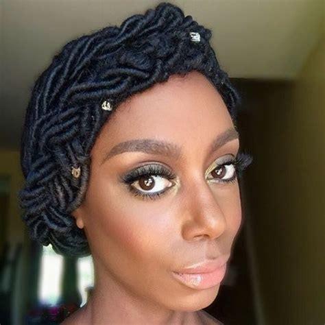 wedding hairstyles dreadlocks 50 superb black wedding hairstyles