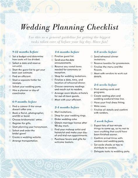 printable wedding countdown checklist 1000 ideas about wedding checklist timeline on pinterest
