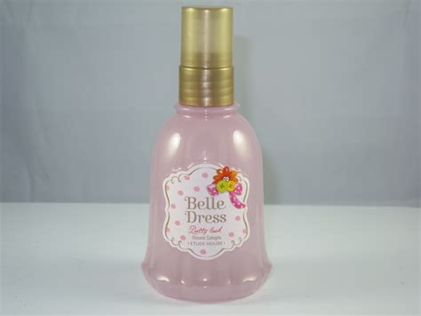 Dress Etude etude house dress pretty look shower cologne review