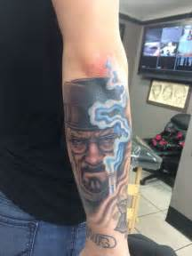 heisenberg tattoo heisenberg breaking bad walter white