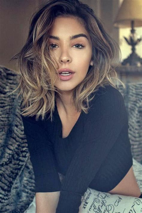 big neck hair cuts best 25 shoulder length hair ideas on pinterest medium