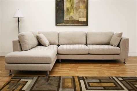 cream sectional sofa twill fabric modern sectional sofa sterling cream