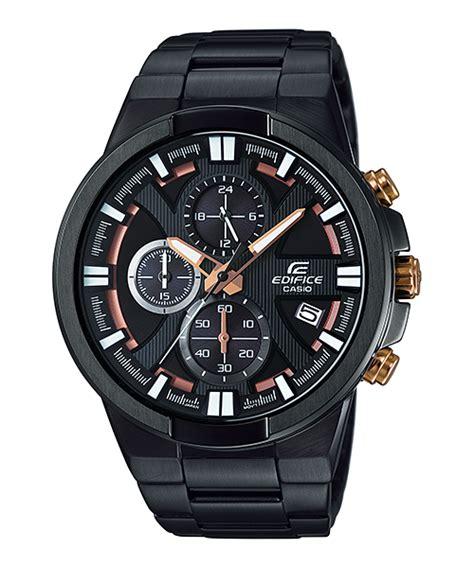 Casio Edifice Efr 535d 1a9 Original efr 544bk 1a9v standard chronograph edifice timepieces casio