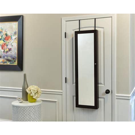 luxury jewelry armoire innerspace luxury products walnut mirrored jewelry armoire