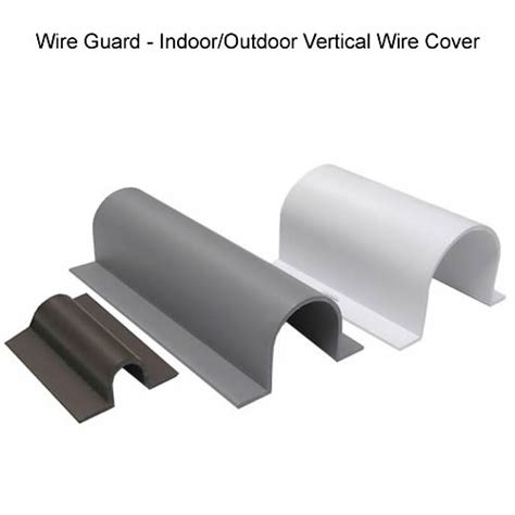 wire guard indoor outdoor cable covers cableorganizer